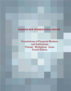 Foundations of Financial Markets and Institutions: Pearson N