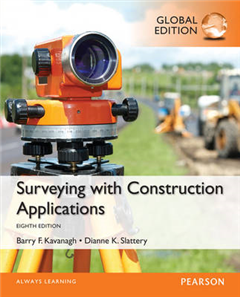 Surveying with Construction Applications, Global Edition