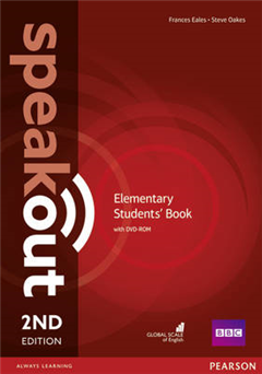 Speakout Elementary 2nd Edition Students\' Book and DVD-ROM Pack