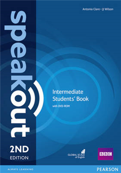 Speakout Intermediate 2nd Edition Students' Book and DVD-ROM