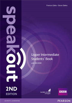 Speakout Upper Intermediate 2nd Edition Students' Book and D