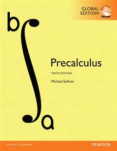 Precalculus, Global Edition