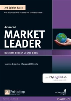 Market Leader 3rd Edition Extra Advanced Coursebook with DVD-ROM and MyEnglishLab Pack