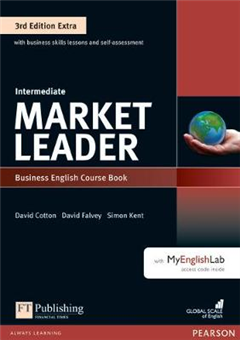 Market Leader 3rd Edition Extra Intermediate Coursebook with
