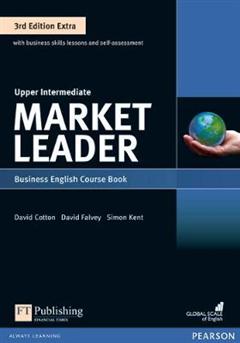 Market Leader 3rd Edition Extra Upper Intermediate Courseboo