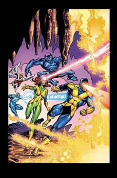 X-factor: Genesis & Apocalypse