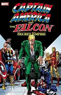 Captain America & The Falcon: Secret Empire