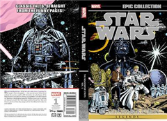 Star Wars Legends Epic Collection: The Newspaper Strips Vol.