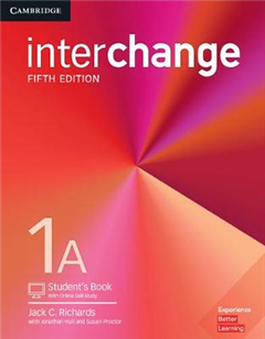 Interchange Level 1A Student's Book with Online Self-Study