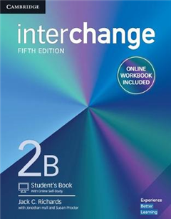 Interchange Level 2B Student's Book with Online Self-Study a