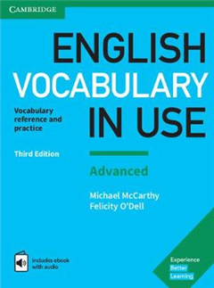 English Vocabulary in Use: Advanced Book with Answers and En