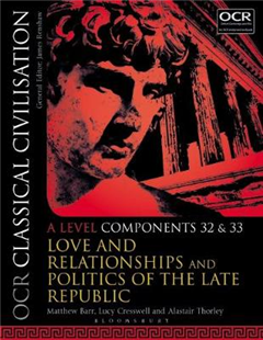 OCR Classical Civilisation A Level Components 32 and 33