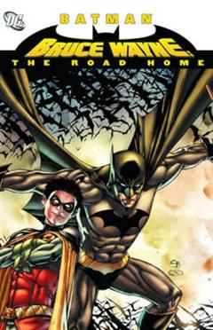 Batman Bruce Wayne The Road Home TP