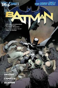 Batman Vol. 1 The Court Of Owls The New 52