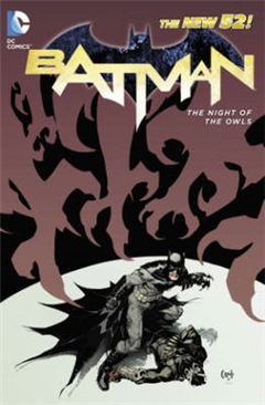 Batman: The Night of the Owls HC (The New 52)