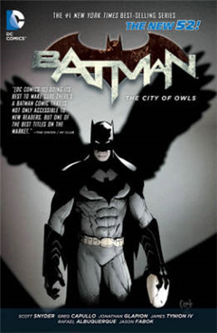 Batman Vol. 2 The City Of Owls The New 52