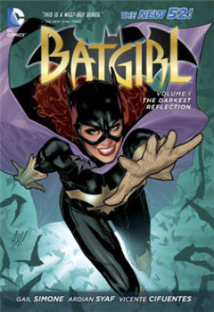 Batgirl Volume 1: The Darkest Reflection TP The New 52
