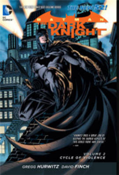 Batman - The Dark Knight Volume 2: Cycle of Violence (The Ne