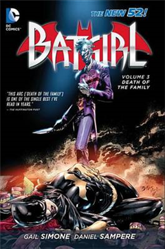 Batgirl Volume 3: Death of the Family TP The New 52