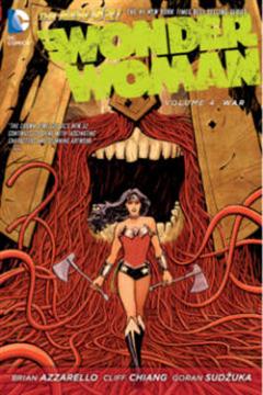 Wonder Woman Volume 4: War TP The New 52