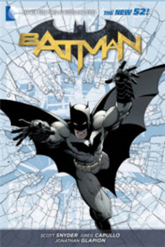 Batman Volume 6: Graveyard Shift HC The New 52