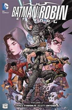 Batman: Eternal Volume 2 TP