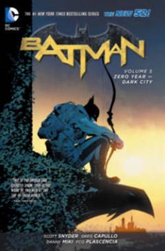 Batman Vol. 5 Zero Year - Dark City The New 52