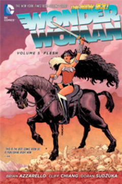 Wonder Woman Volume 5: Flesh TP The New 52