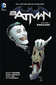 Batman HC Vol 7 Endgame The New 52
