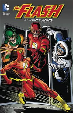 Flash By Geoff Johns Book One