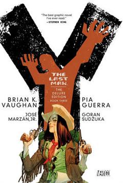 Y The Last Man Book Three