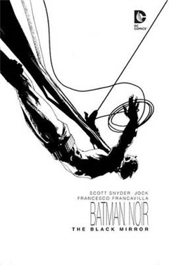 Batman Noir Black Mirror HC