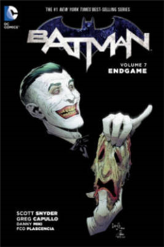 Batman Vol. 7 Endgame The New 52