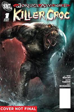 Batman Arkham TP Vol 4 Killer Croc