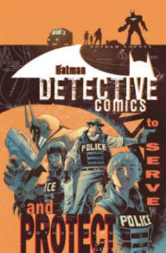 Detective Comics Vol. 8