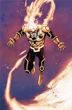 Firestorm The Nuclear Man TP