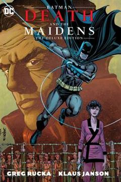 Batman Death & the Maidens Deluxe Edition HC