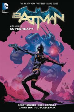 Batman Vol. 8 Superheavy The New 52