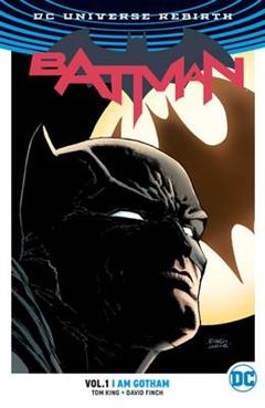 Batman Vol. 1 Rebirth