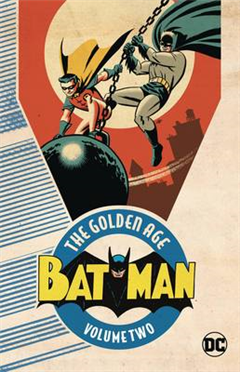 Batman The Golden Age Vol. 2