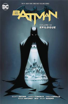 Batman Vol. 10 Epilogue