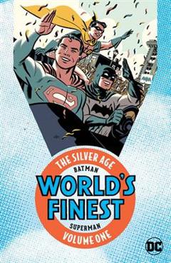 Batman & Superman World's Finest - The Silver Age Vol. 1