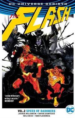 Flash Vol. 2 Speed Of Darkness Rebirth