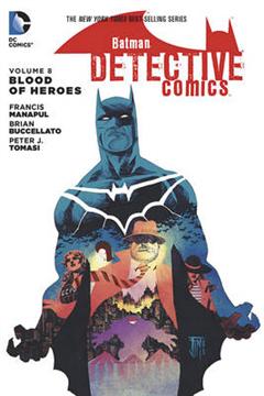 Batman Detective Comics Vol. 8