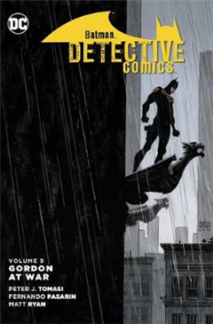 Batman-Detective Comics Vol. 9 Gordon At War