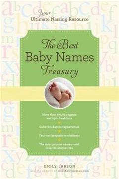 Best Baby Names Treasury 2012