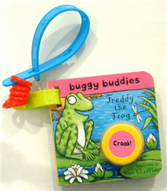 Sound Button Buggy Buddies: Freddy the Frog