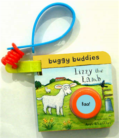 Sound Button Buggy Buddies: Lizzy the Lamb