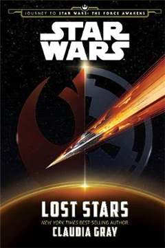 Star Wars The Force Awakens: Lost Stars
