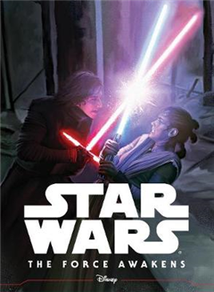 Star Wars The Force Awakens: Illustrated Storybook